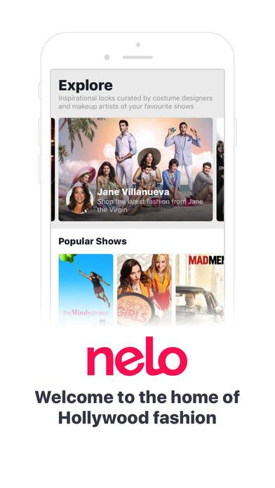Nelo - The Hub of Hollywood Fashion- screenshot