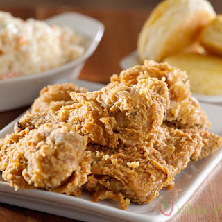 Seasoned Flour Fried Chicken Recipes