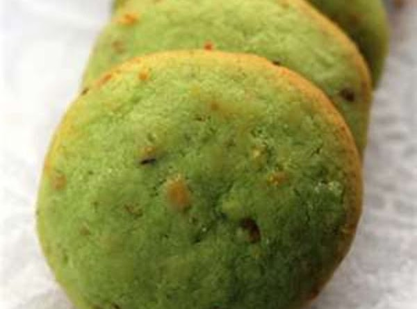 Pistachio Pecan Party Cookies Recipe