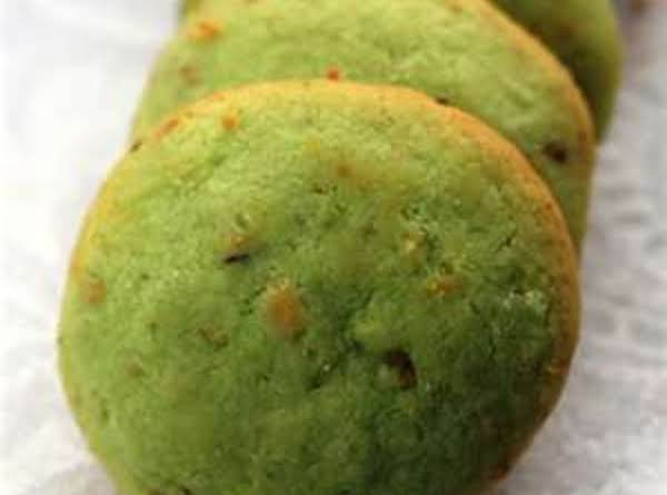 Pistachio Pecan Party Cookies Recipe