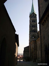 Photo: Bamberg. Domtoren.