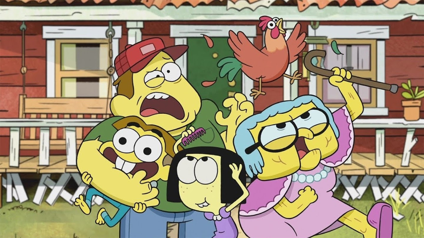 Watch Big City Greens live