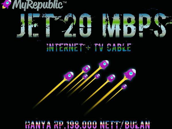 Wifi internet Myrepublic