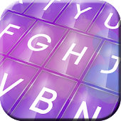 Color Keyboard – Glass Theme