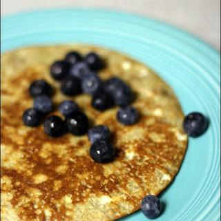Gluten Free, High Protein Pancake.