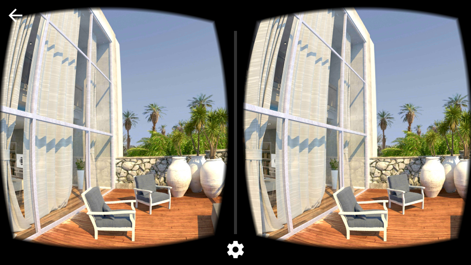 Viewport VR Real Estate- screenshot