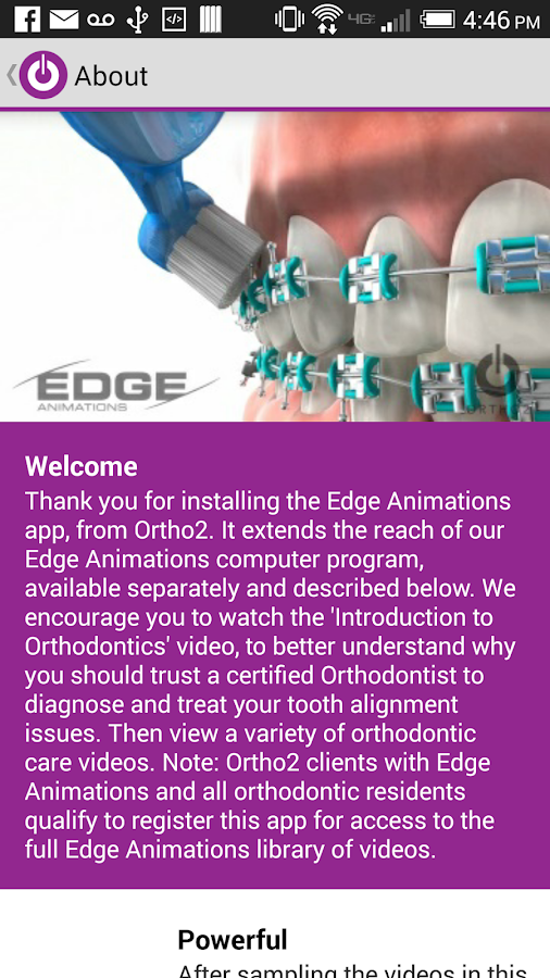 Edge Animations- screenshot