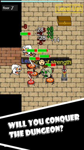 Rogue Dungeon RPG Screenshot
