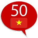 Learn Vietnamese  50 languages icon