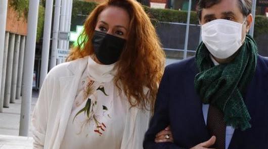 Rocío Carrasco, de la tele a los juzgados contra Antonio David Flores