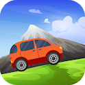 Car Climb Racer – Side Scroller Uphill Racing icon