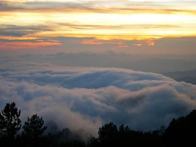 Sopra le nuvole di Caddy