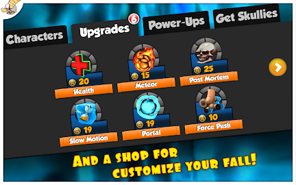 Super Falling Fred Screenshot 10