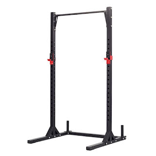 Heavy Duty Squat Stand, Chin Up