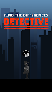 Find The Differences - The Detective poster