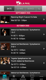 LA Phil- screenshot thumbnail