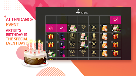 SuperStar SMTOWN APK screenshot thumbnail 6