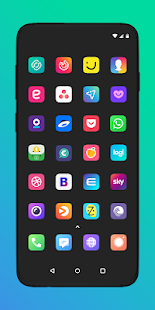 App Borealis - Icon Pack APK for Windows Phone