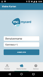 mc mycard screenshot 2