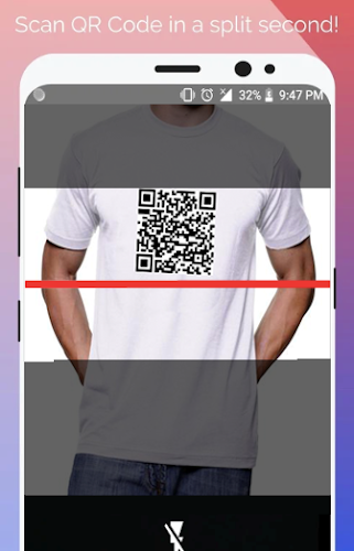 QR code reader - QR Code Scanner: QR Scanner Android App Screenshot