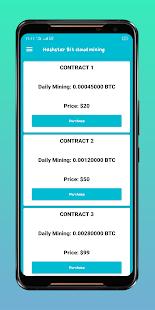 Hashstar Bit - Bitcoin Cloud Mining