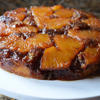 Pineapple Upside Cake From Scratch