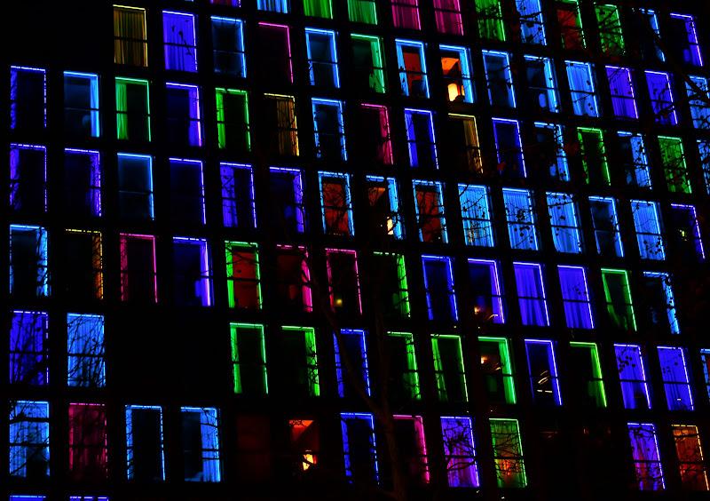 Colors or Windows? di M.Faini