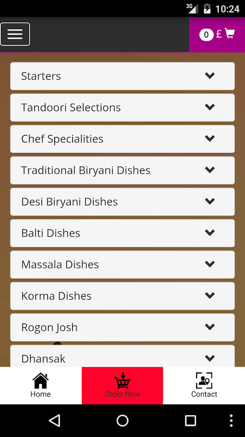 Spices Indian Takeaway- screenshot