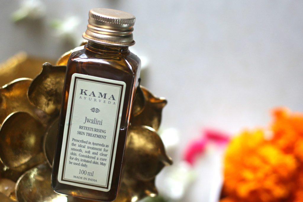 Kama Ayurveda Jwalini Skin Treatment Oil Review | Makeupholic World