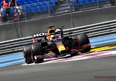 Strijd tussen Red Bull en Mercedes gaat voort: Verstappen toont snelheid opnieuw en pakt de pole in Frankrijk