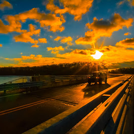 by Keith Lowrie - Transportation Roads