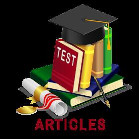 Английские тесты: Артикли