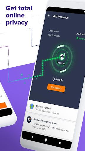 Avast Antivirus – Scan & Remove Virus, Cleaner screenshot 2