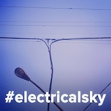 Photo: Weekend Hashtag Project: #electricalsky The goal this weekend is to capture photographs of electrical wires against the sky. Telephone circuts, overhead electrical wires for buses -- just don't forget to look up! PROJECT RULES: Please only submit photos you yourself have taken over this weekend. Any image taken then tagged over the weekend is eligible to be featured on the Instagram blog at blog.instagram.com on Monday morning!