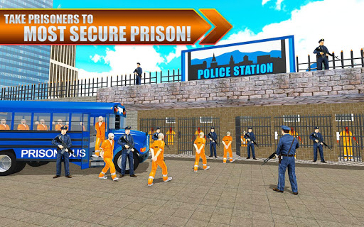 Prisoner Transport Bus Simulator 3D 1.0 screenshots 11