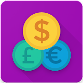 Currency Converter - Bitcoin support & Calculator