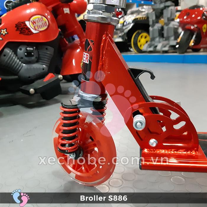 Xe trượt Scooter Broller S886 5