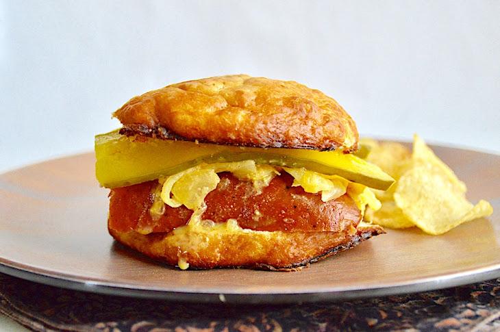 Kielbasa Sandwiches Recipe