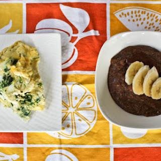 Gluten-Free Teff Porridge