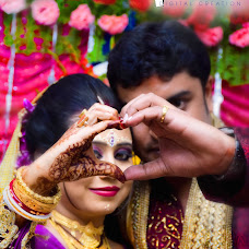Wedding photographer Somnath Das (SomnathDas). Photo of 20.03.2016