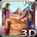 Egypt 3D Pro live wallpaper icon