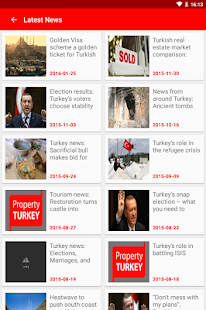 Property Turkey - Real Estate- screenshot thumbnail