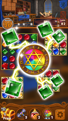 Jewels Magic Kingdom: Match-3 puzzle 1.1.6 screenshots 17