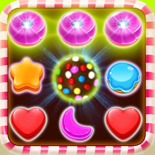 糖果爆驚人 休閒 App LOGO-APP試玩