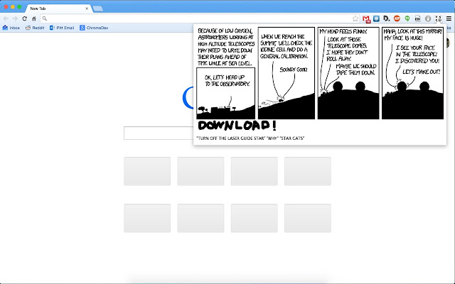 Simple XKCD