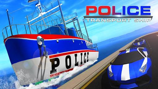 US Police Cruise Ship Car Truck Plane Transporter 2.0.3 Pc-softi 4