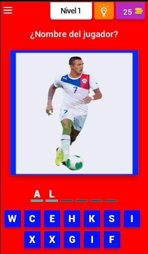 Adivina el Jugador de Chile