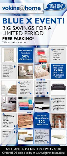beds, bed frames blue x clearance