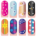 Nail Designs and Tips icon