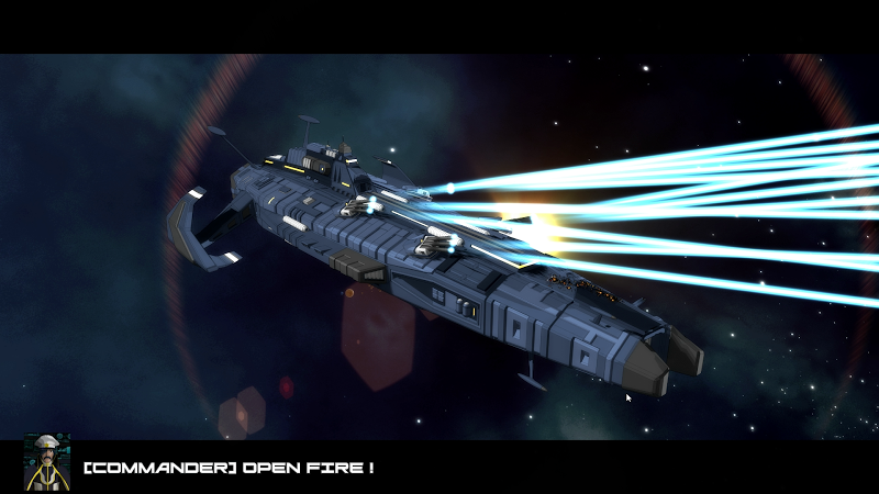 Quantum Revenge - Mecha Robot Space Shooter Screenshot 4